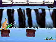 Play Jumping kangaroo Game