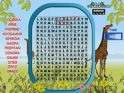 무료 게임 플레이 Word Search Animal Scramble Gameplay 2