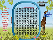 Word search animal scramble gameplay 2 Spiele