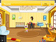 Play Super baby sitter Game