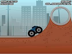 Maglaro ng libreng laro Monster Truck Trials