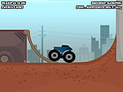Play Monster truck trials Game