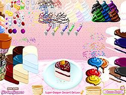 Super Dooper Dessert Deluxe παιχνίδι