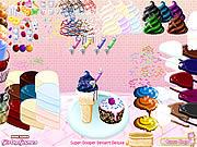 Play Super dooper dessert deluxe Game
