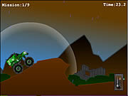 Military monster truck Spiele