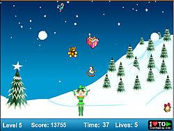 Santa's Gifts Catcher παιχνίδι