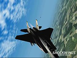 Shockwings game
