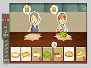 Play Hamburger game Game