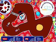 Santa Racers game
