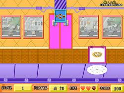 Food Machine game