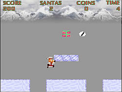 gra Santastic Santa