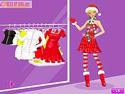 Christmas Party Dressup παιχνίδι