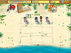 Beach Party Craze παιχνίδι
