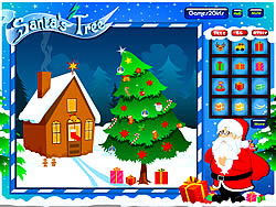 Santa's Tree παιχνίδι