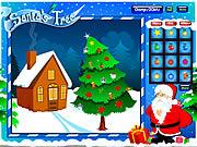 juego Santa's Tree