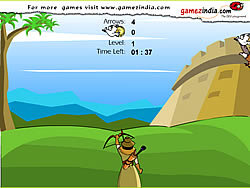 Jeff the Archer game