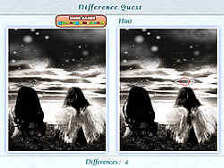 Difference Quest παιχνίδι