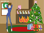 Play Christmas with friends Game