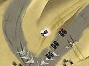 Drome Duel Desert Zone لعبة