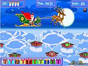 Play Santa gift Game