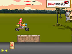 Jumpy Ride game