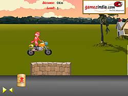 Jumpy Ride παιχνίδι