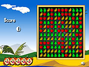 Jungle Fruits game