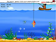 Play Deep sea fishing Game