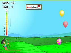 Permainan Balloon Hunt