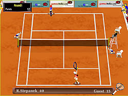 Gioca gratuitamente a Grandslam Tennis