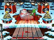 Play Santa rockstar Game