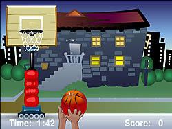 A Basketball Game game
