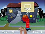 A basketball game Gioco