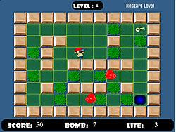 Maglaro ng libreng laro Bomber Kid Game