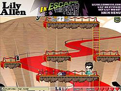 Gioca gratuitamente a Lilly Allen in: Escape the Fear