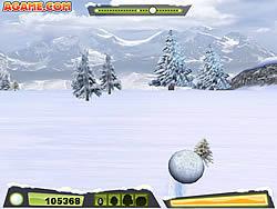 Snow Crusher game