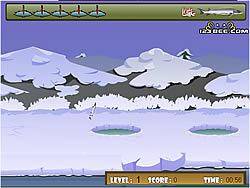 Fish Throwing game