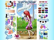 Play Style up susan Game