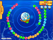 Bear and Cat Marine Balls game