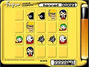 Faper Card Match game