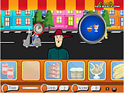 Play Roadside fastfood Game