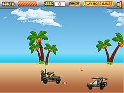 Army Driver game