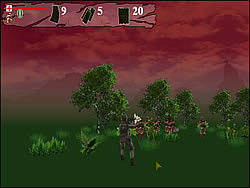 The Last Soldier game