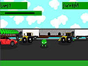 Play 3d frogger Game