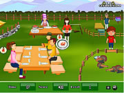 Play Village bistro Game