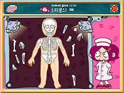 Nurse Bones game