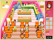 Play Air hostess Game