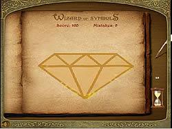 Wizard Of Symbols - Online game