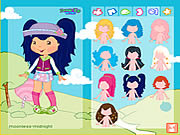 juego Strawberry Shortcake Dress Up