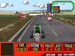 Jogar jogo grátis Kart Race